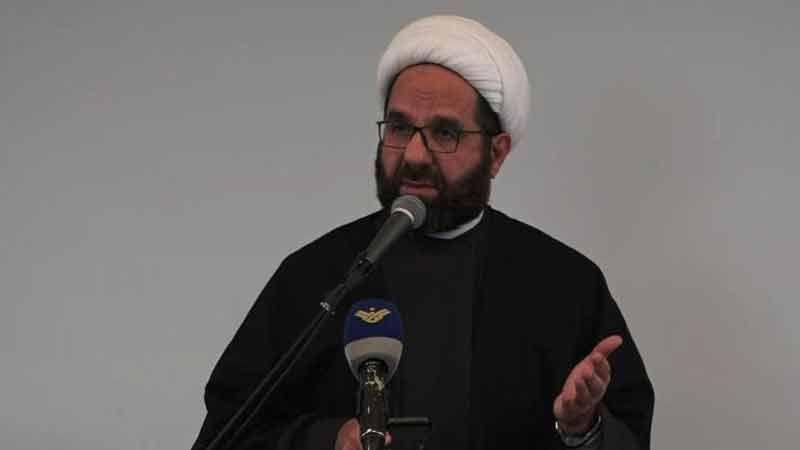 الشيخ دعموش: حزب الله سيتابع ملف مكافحة الفساد بكل مسؤولية وجدية