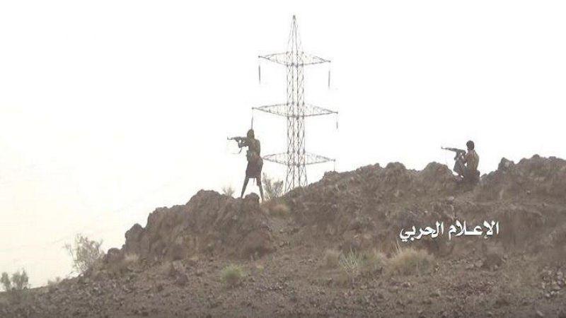 اليمن: مقتل عدد من مرتزقة العدوان في هجوم على مواقعهم بالوازعية وتدمير آليتين لهم في الجوف