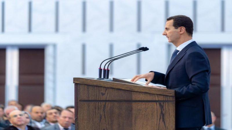 خطاب الأسد... إرادة الاستقرار والحفاظ على السيادة