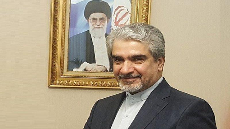 """السفير الإيراني في دمشق لـ""""العهد"""": لن نتسامح مع أي خطوة تنتقص من سيادة سوريا"""