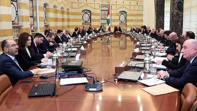 مجلس الوزراء يعقد جلسته الأولى بعد نيل الثقة