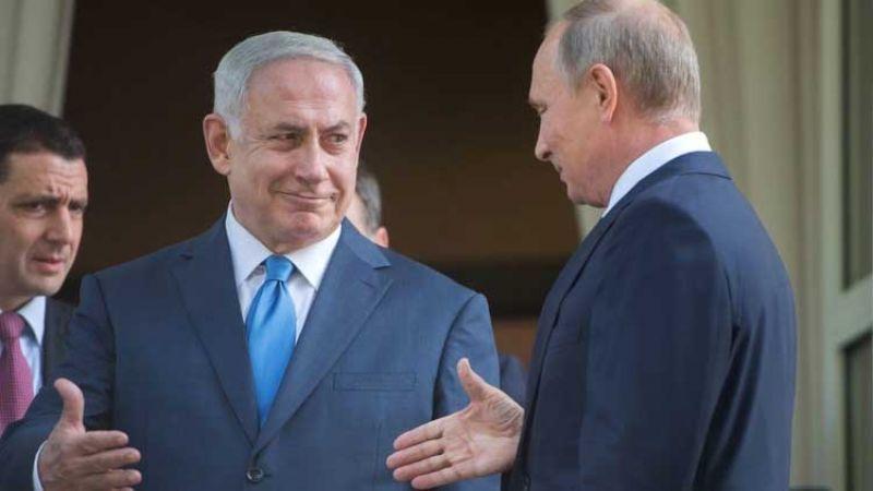 بسبب مقاضاته في كيان العدو.. نتنياهو يختصر زيارته لموسكو