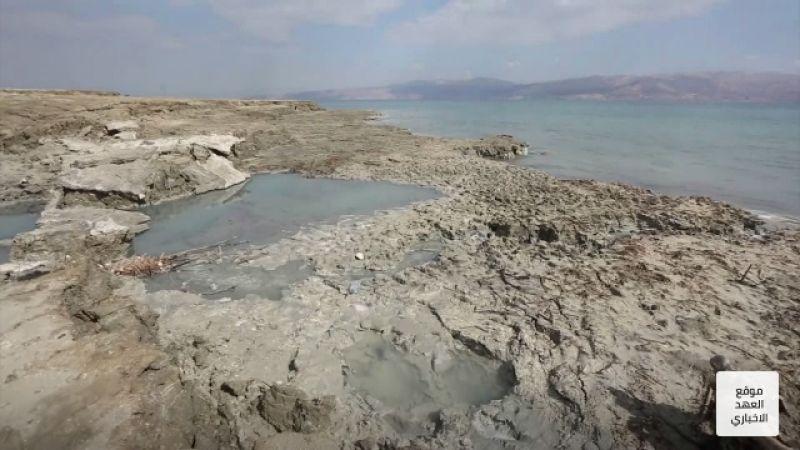 الاحتلال يحرم الفلسطينيين الاستفادة من موارد البحر الميت البحر