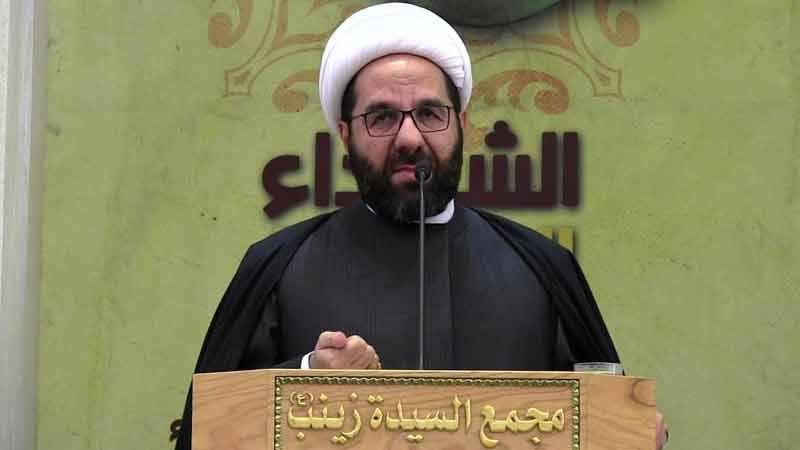 الشيخ دعموش: سنتعاون مع الجميع داخل الحكومة