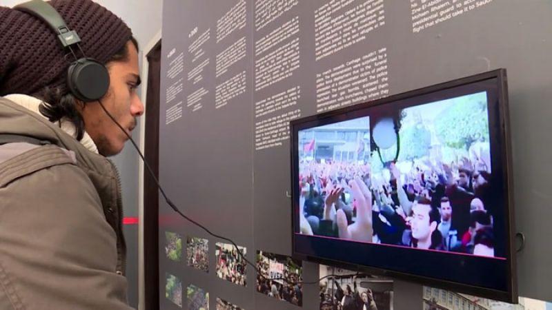اول تأريخ رقمي للثورة التونسية 2011 (فيديو)