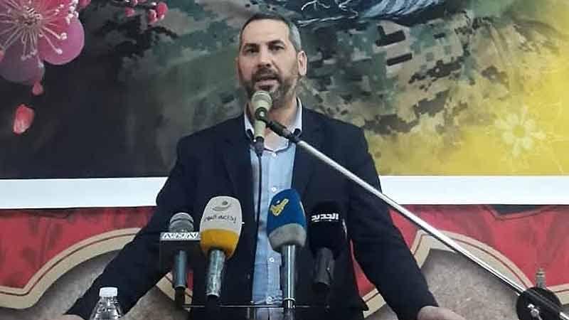 حمادة: لنشمر عن سواعدنا ونرفع عن اللبنانيين همومهم