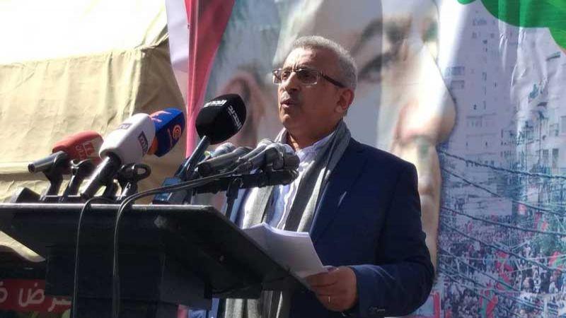 النائب سعد في الذكرى الـ44 لاستشهاد معروف سعد: تحية تضامن وشراكة إلى أهل فلسطين وكل المقاومين والمنتفضين