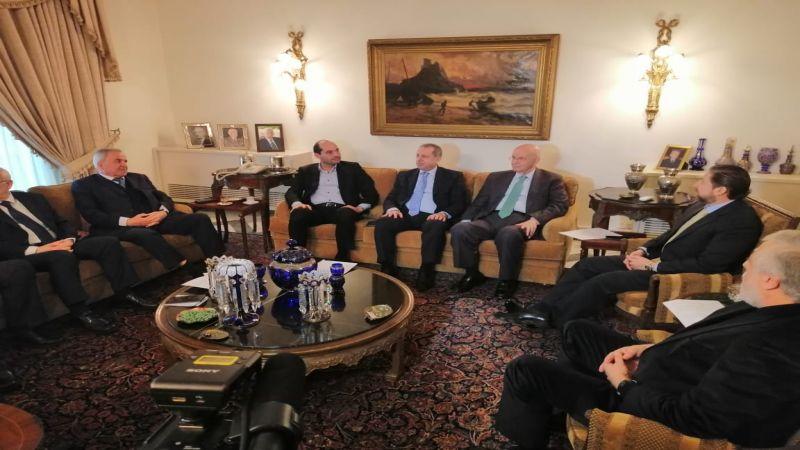 اللقاء التشاوري حيا الاتحاد البرلماني العربي على قراراته وثمن البوادر الاولى للمساءلة والمحاسبة