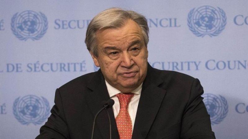 غوتيريش يحذر من سوء الأوضاع الأمنية في مالي
