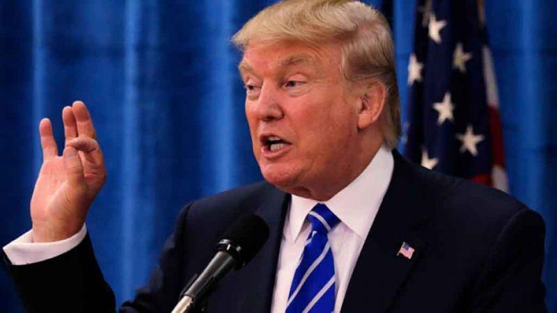 ترامب يتفق مع المشرعين الأمريكيين حول بقاء عدد من قواته في سوريا