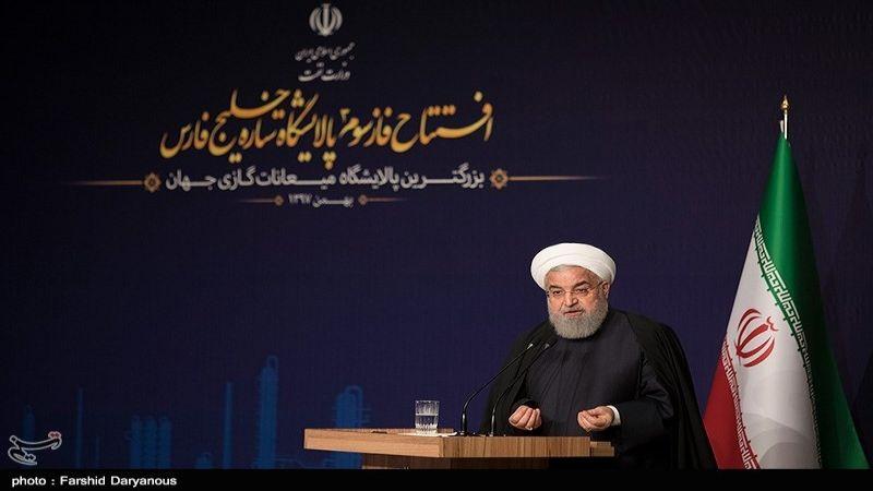 """روحاني: أميركا فشلت في """"وارسو"""""""