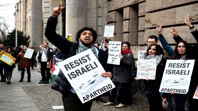 """دعمًا لكيان العدو..ألمانيا تحاكم ثلاثة نشطاء من """"حركة مقاطعة """"إسرائيل"""""""""""