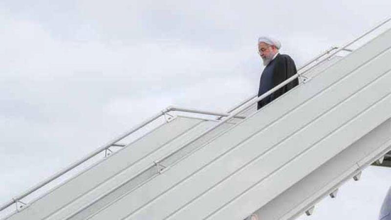 روحاني في العراق.. مفارقات بين زيارتين