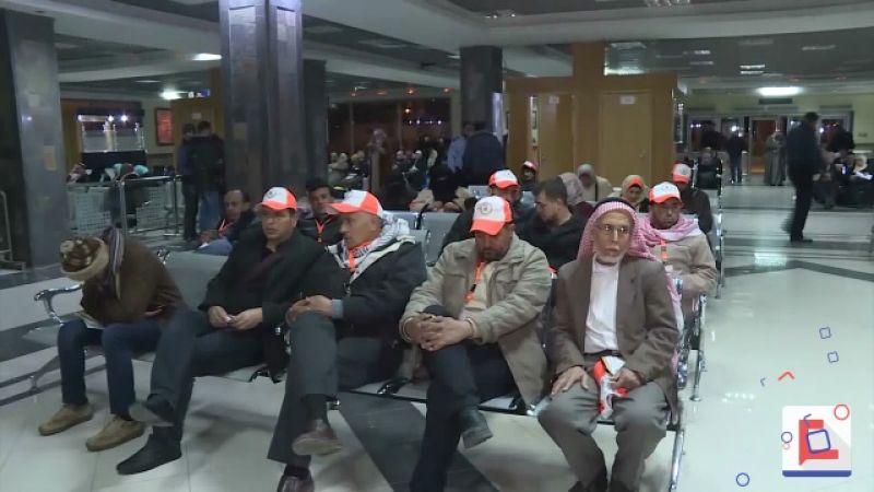 غزة: عودة رحلات العمرة بعد انقطاع ـ بالفيديو
