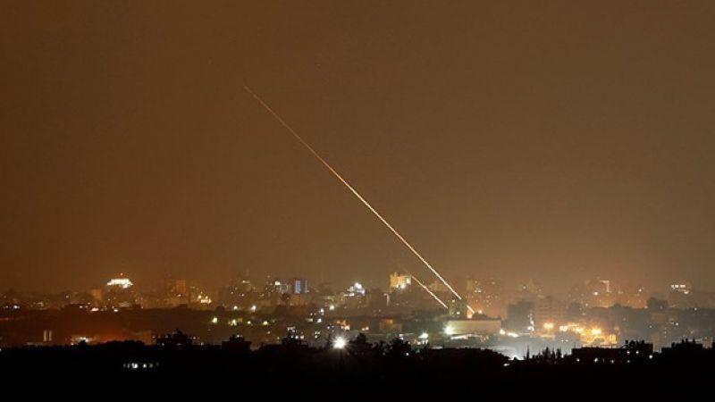 """فلسطين المحتلة: إطلاق صاروخين من قطاع غزة تجاه """"تل أبيب"""" .. وفشل جديد لـ """"القبة الحديدية"""""""