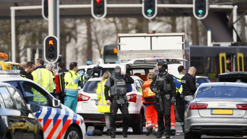 هولندا: قتيل وجرحى في إطلاق نار بخلفية إرهابية