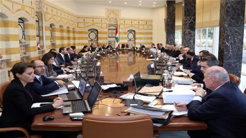 مجلس الوزراء شكّل لجنة لدرس خطة الكهرباء والرئيس عون طلب الاسراع في موضوع الموازنة