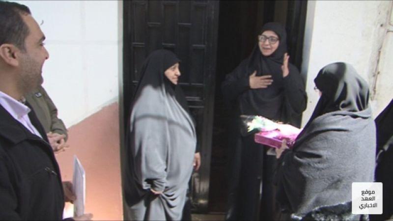 هكذا احتفلت امهات شهداء المقاومة بعيد الام (فيديو)