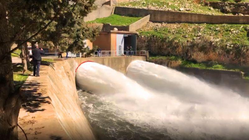 على خط كهرباء 24/24 .. لبنان يطوّر المعامل الكهرومائية