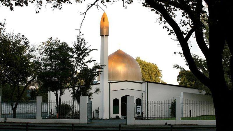 عودة المصلين إلى مسجد النور في كرايستشيرش النيوزيلندية