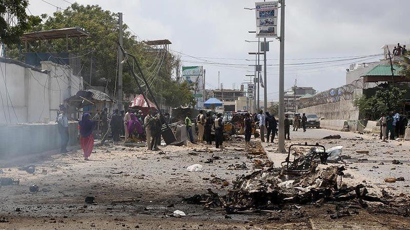 الصومال: هجوم بسيارة مفخخة يستهدف وزارة العمل في مقديشو