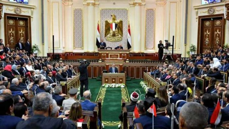"""البرلمان المصري يرفض القرار الأمريكي بالاعتراف بـ """"سيادة إسرائيل"""" على هضبة الجولان"""