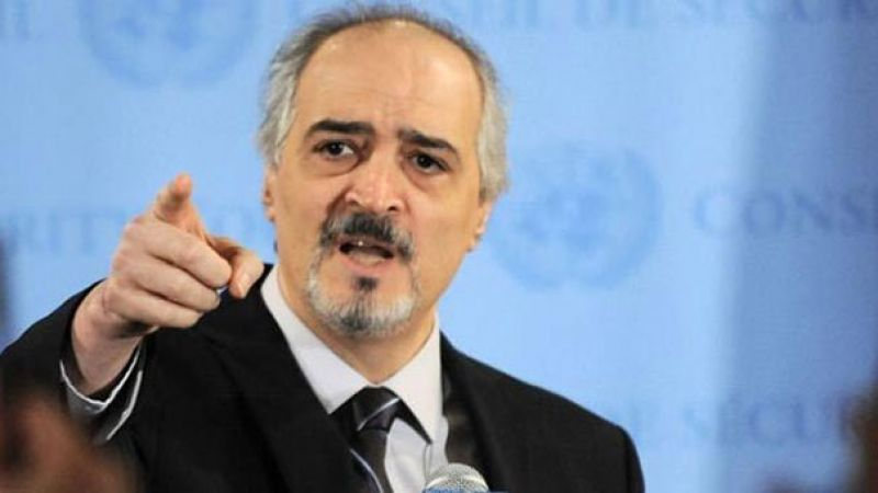 """الجعفري لغوتيريس: نرفض تصريحات ترامب حول سيادة """"إسرائيل"""" على الجولان"""
