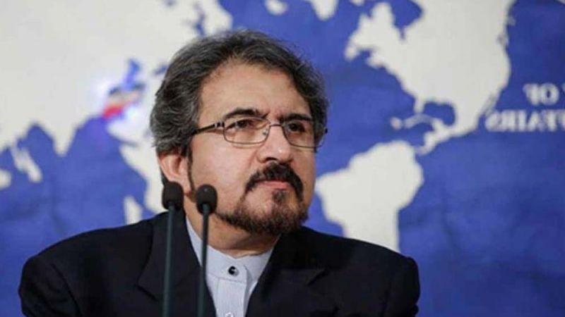 الخارجية الايرانية: تصريحات بومبيو في بيروت كشفت سلوك امريكا الاستعلائي تجاه الدول المستقلة