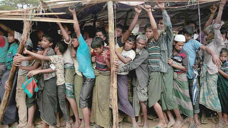 الأمم المتحدة تعد خططا لتوطين لاجئي الروهينغا في جزيرة نائية