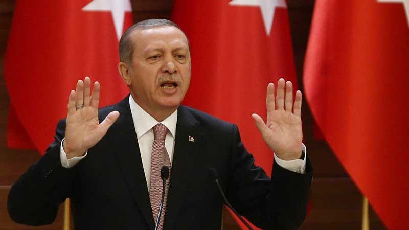 أردوغان: تركيا ستنقل قضية الجولان إلى الأمم المتحدة
