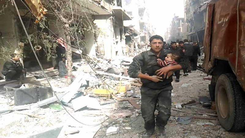 الخارجية الروسية: الغرب يتبع نهجاً مدمراً حول الكيميائي المزعوم في دوما السورية