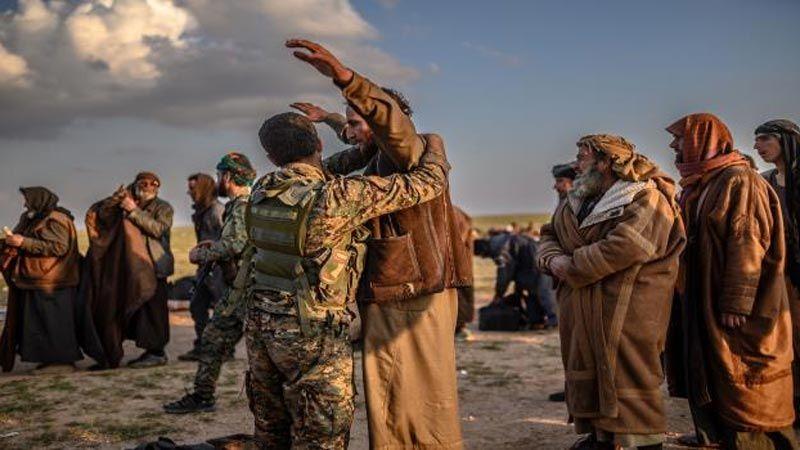 """فيسك يكذب الرواية الأميركية: """"داعش"""" لم يهزم في الباغوز"""