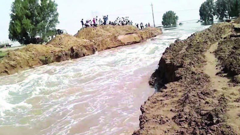بعد سيول العراق.. إعلان حالة الطوارئ وتشكيل خلايا لإدارة الأزمة
