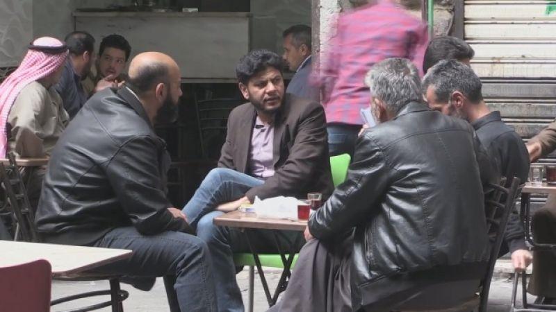 """أهالي دمشق: هزمنا """"داعش"""" ونحذر الارهاب المدعوم اميركياً .. ومنها """"قسد"""""""