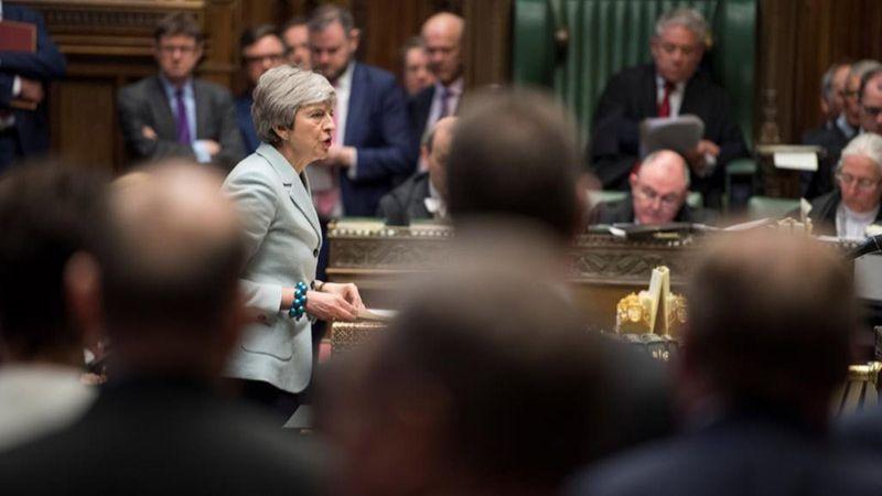 بريطانيا: استقالات في حكومة ماي