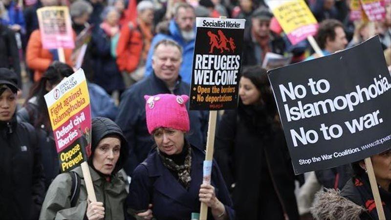 بريطانيا: ارتفاع نسبة الاعتداءات ضد المسلمين عقب مجزرة نيوزيلندا