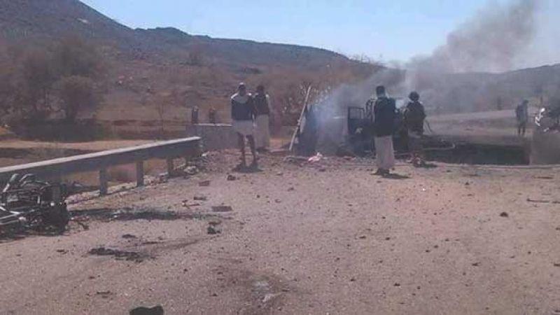هجوم للجيش اليمني واللجان على مواقع للعدوان السعودي في تعز