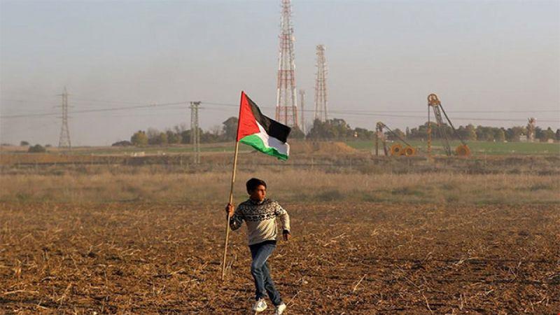 #لبيك_غزة في #يوم_الأرض ـ نشيد