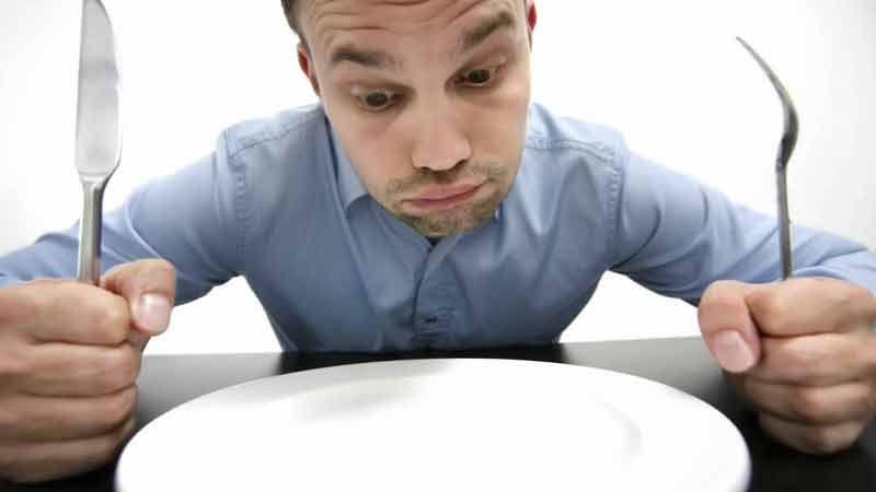 ما هي أسباب الشعور بالجوع؟