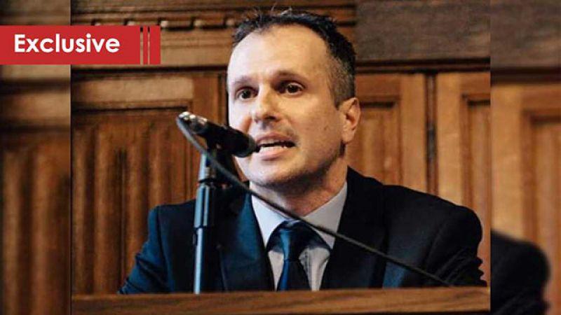 """ناشر مجلة Politics First البريطانية لـ """"العهد"""": حزب الله يدافع عن لبنان وحمى المسيحيين في سوريا"""