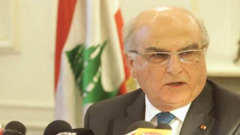 """رئيس المجلس الدستوري لـ""""جمالي"""": الرشى والضغوط إن حصلت فستكون من الجهة التي تمثلينها"""