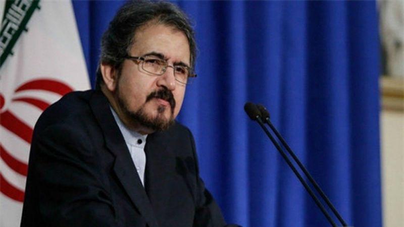 """المتحدث باسم الخارجية الايرانية لـ""""العهد"""": عقوبات الحكومة الأمريكية تؤخر مساعدة المتضررين من السيول"""