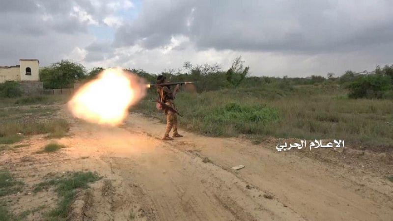 اليمن: مقتل العشرات من مرتزقة العدوان في إحباط هجوم لهم بجيزان