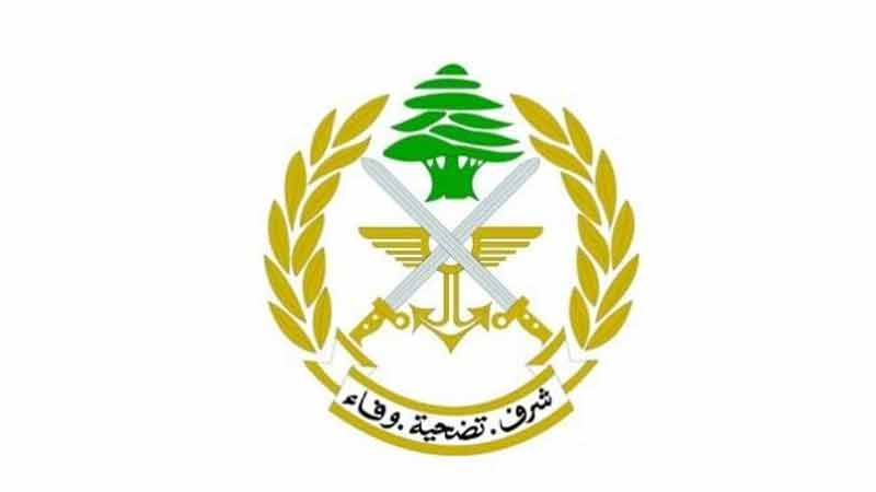 الجيش اللبناني يحيل ارهابيّة الى القضاء