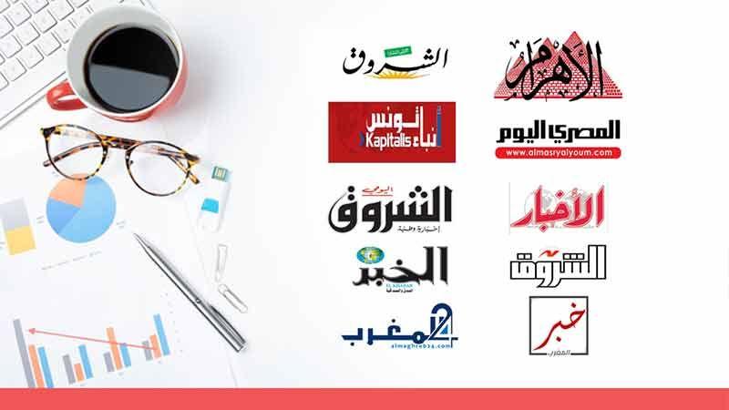 صحف مصر والمغرب العربي: مقتل 11 إرهابيًا في العريش والجيش الليبي يكشف عن آخر التطورات الميدانية