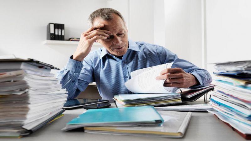 كيف تتحمّلون ضغط العمل؟