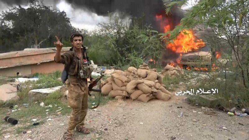 قتلى للعدوان في هجمات للجيش اليمني واللجان في نجران وجيزان