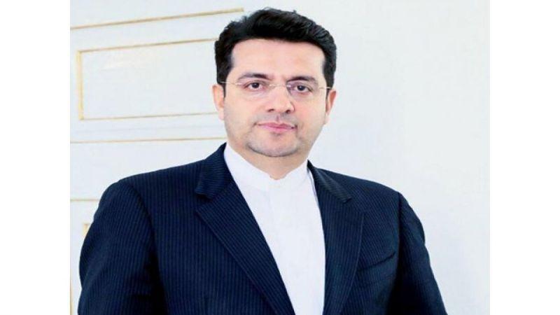 """المتحدث باسم الخارجية الايرانية لـ""""العهد"""": نعمل لتعزيز السلم والاستقرار والامن في سوريا والمنطقة"""