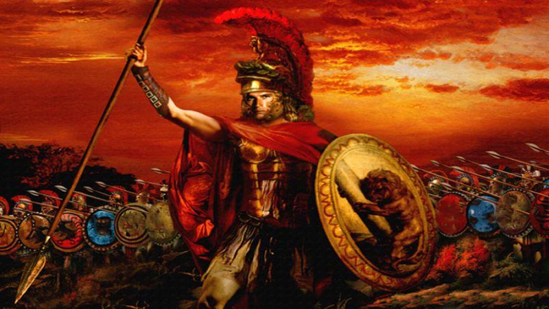 بالفيديو: سفن الاسكندر المقدوني تعود الى مدينة صور!