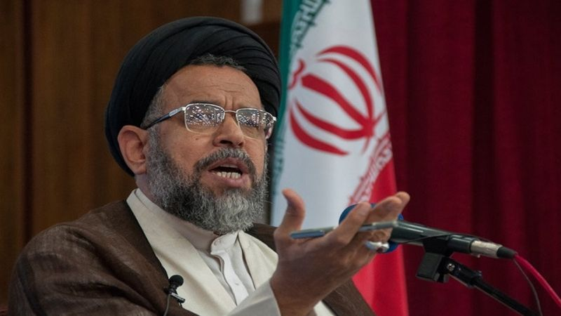 وزير الأمن الإيراني: اخترقنا عمق الكيان الصهيوني